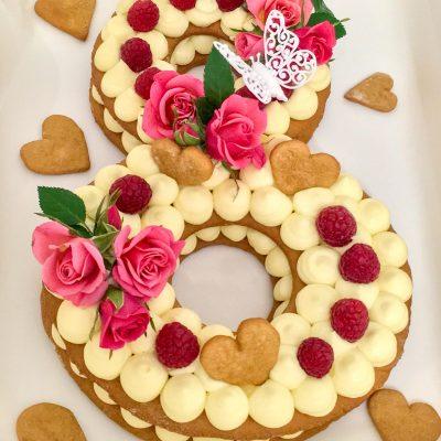 8th Birthday Cake