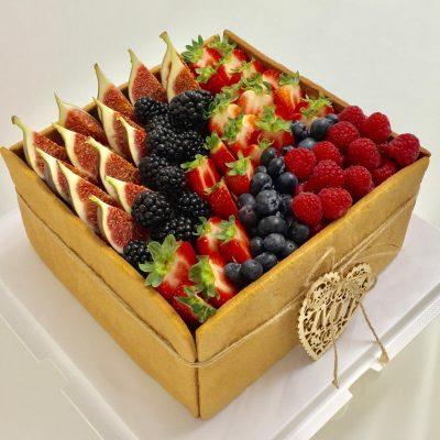 Fruit Honey Cake